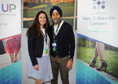Jennifer Ragazzo and Hardeep Ahluwalia